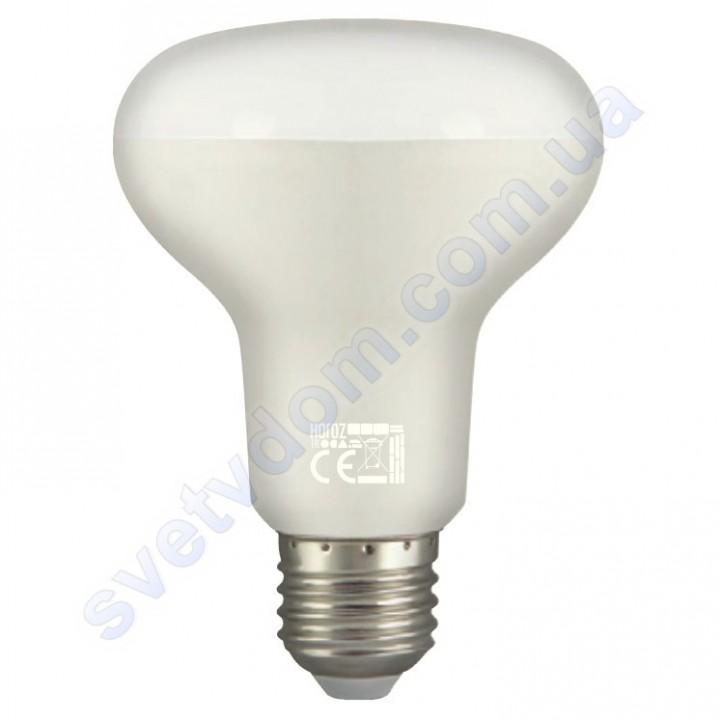 Лампа светодиодная рефлекторная Horoz Electric REFLED-12 12W (аналог 100Вт) R80 E27 001-042-0012