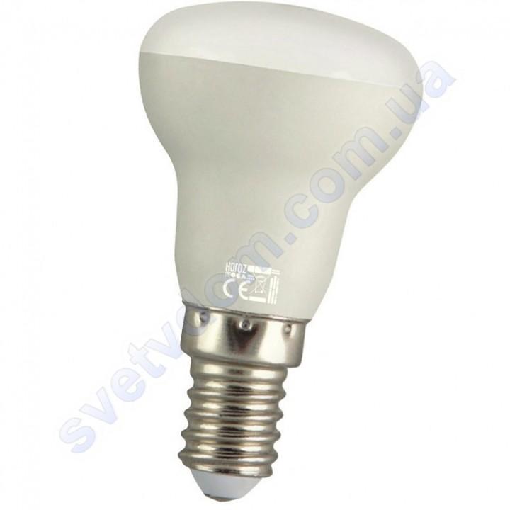 Лампа світлодіодна рефлекторна Horoz Electric REFLED-4 4W (аналог 30Вт) R39 E14 001-039-0004