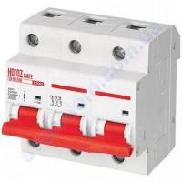 Автоматичний Вимикач Horoz Electric SAFE C100 3Р 4,5 кА 114-002-3100