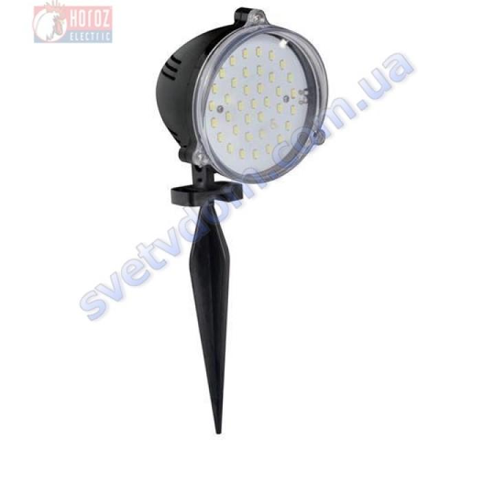 Светильник уличный грунтовый светодиодный LED Horoz Electric SAFRAN-16 HL282L 16W 6400K  IP65 076-001-0016