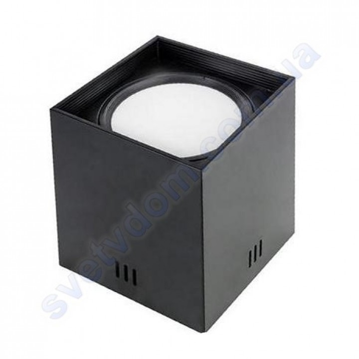 Светильник потолочный светодиодный LED Horoz Electric SANDRA-SQ10 10W 4200K алюминий 016-045-0010