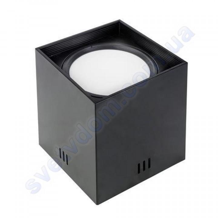 Світильник стельовий світлодіодний LED Horoz Electric SANDRA-SQ10/XL 10W 4200K алюміній 016-045-1010
