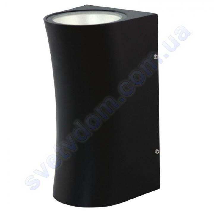Світильник вуличний садово-парковий настінний світлодіодний LED Horoz Electric SERVI 12W 4200K IP65 076-009-0012