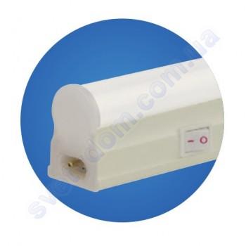 Світильник світлодіодний лінійний настінно-стельовий LED Horoz Electric SIGMA-4 4W 30см (аналог T5 G13) 052-001-0030