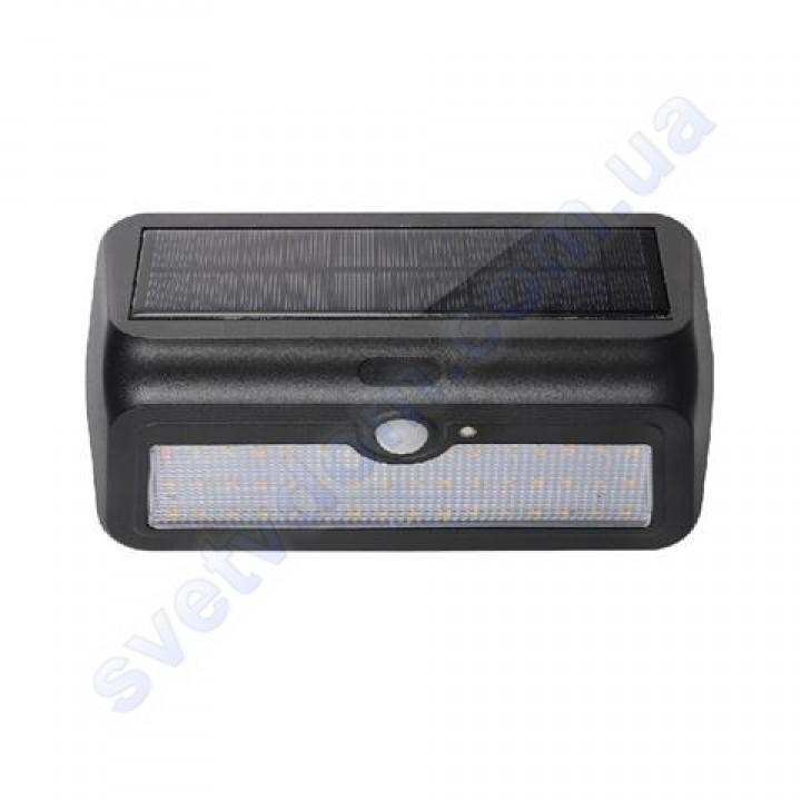 Світильник вуличний фасадний світлодіодний на сонячній батареї LED Horoz Electric SIRIUS-2 2W 4000K IP44 078-012-0002