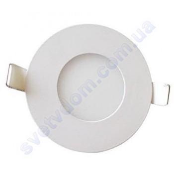 Светильник потолочный светодиодный LED-панель Horoz Electric SLIM-3 3W 056-003-0003
