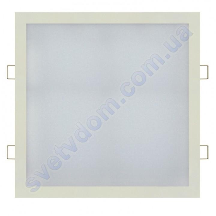 Світильник стельовий світлодіодний LED-панель Horoz Electric SLIM/Sq-24 24W 056-005-0024