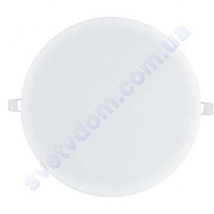 Світильник стельовий врізний світлодіодний безрамковий LED Horoz Electric STELLA-20 20W 6400K 016-052-0020