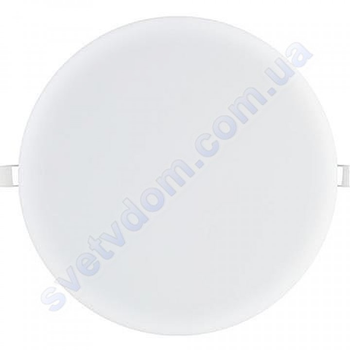 Світильник стельовий врізний світлодіодний безрамковий LED Horoz Electric STELLA-30 30W 6400K 016-052-0030