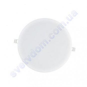 Світильник стельовий врізний світлодіодний безрамковий LED Horoz Electric STELLA-8 8W 6400K 016-052-0008