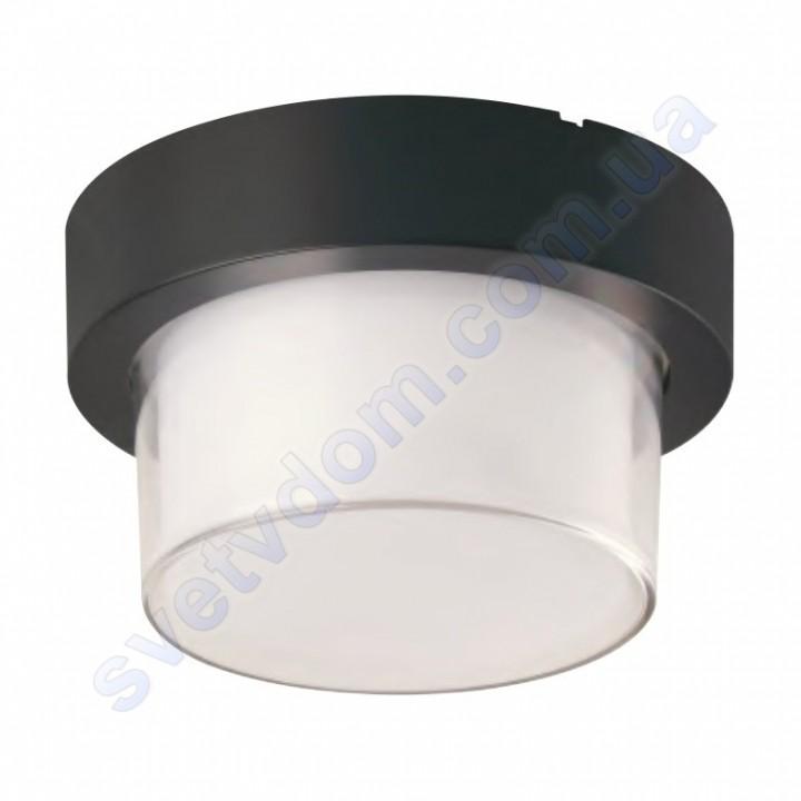Світильник вуличний садово-парковий фасадний світлодіодний LED Horoz Electric SUGA-12/RO 12W 4200K IP65 076-021-0012