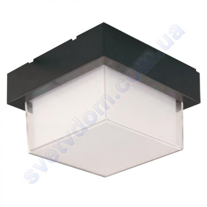 Светильник уличный садово-парковый фасадный светодиодный LED Horoz Electric SUGA-12/SO 12W 4200K IP65 076-022-0012