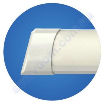 Светильник светодиодный линейный настенно-потолочный LED Horoz Electric TETRA-18 18W 60см 052-003-0060