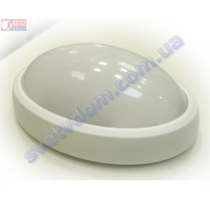 Світильник ПВЗ вуличний світлодіодний LED Horoz Electric TIBET 12W 4000K IP54 071-002-0012