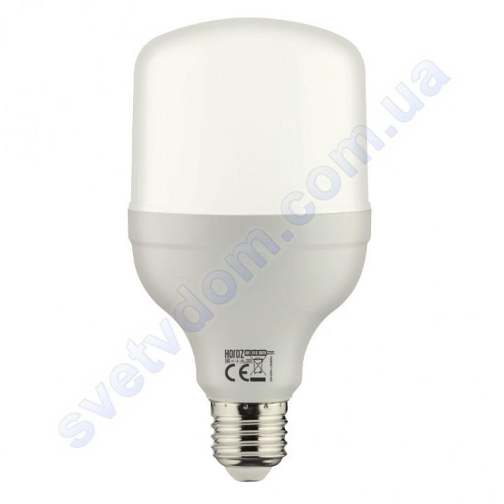 Лампа светодиодная Horoz Electric LED TORCH-20 20W (аналог 160Вт) S80 E27 001-016-0020