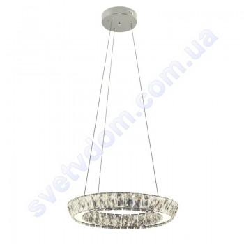 Світлодіодна SMD LED люстра Horoz Electric TORNADO-30 30W 4000K 019-025-0030