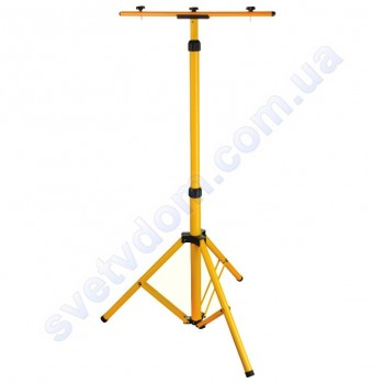 Стійка для прожектора подвійна Horoz Electric TRIPOD DOUBLE 107-001-0001