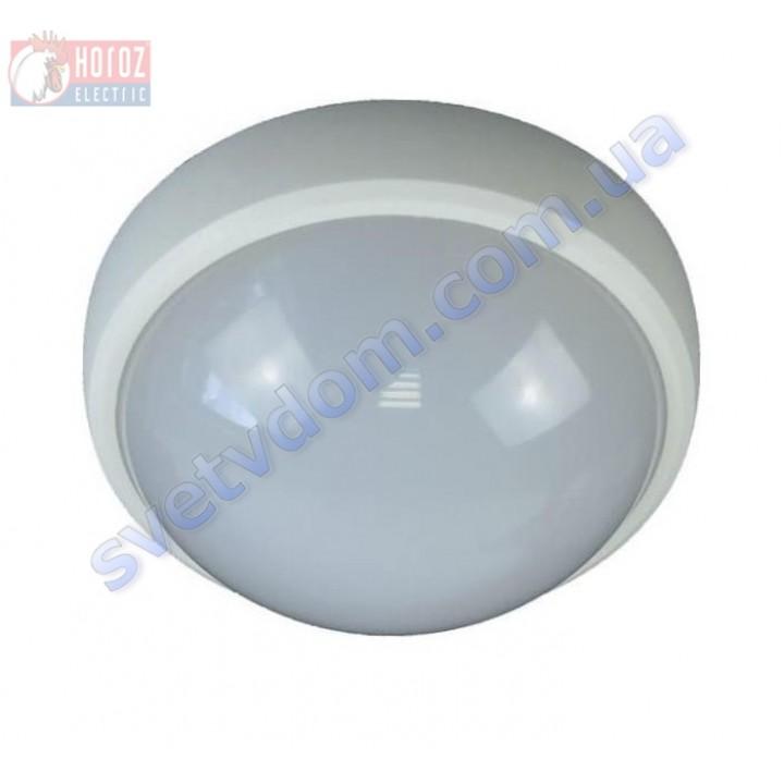 Світильник ПВЗ вуличний світлодіодний LED Horoz Electric URAL 12W 4000K IP54 071-001-0012