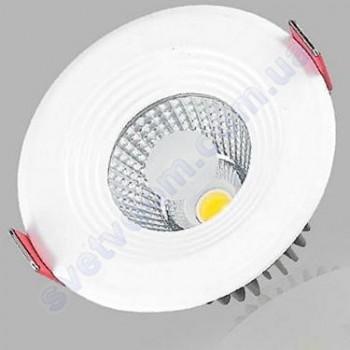 Світильник точковий світлодіодний LED Horoz Electric VANESSA-5 5W 6400K 016-044-0005