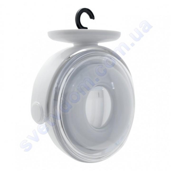 Світильник-ліхтар акумуляторний настільний з гачком світлодіодний LED Horoz Electric VOLLER 084-033-0010