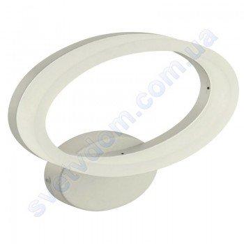 Світильник Світлодіодний для ванної Бра LED Horoz Electric ABANT 10W 4200K хром 029-005-0010