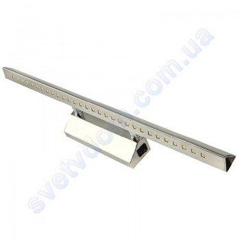 Світильник світлодіодний LED підсвічування Horoz Electric ALBATROS-6 6W 4200K хром (для картин, дзеркал тощо) 040-002-0006