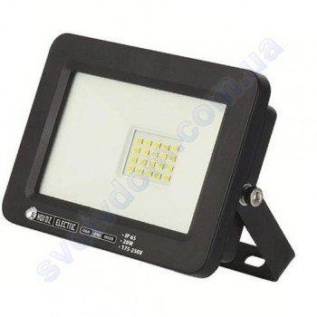 Прожектор светодиодный LED Horoz Electric ASLAN-20 20W IP65 068-010-0020