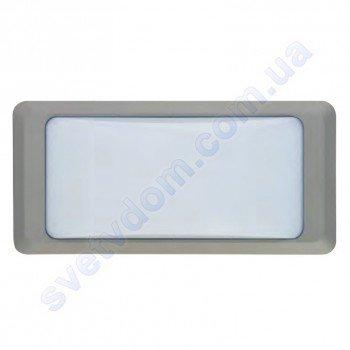 Светильник уличный садово-парковый настенный светодиодный LED Horoz Electric BADEM 12W 4200K IP65 076-028-0012