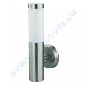 Светильник уличный садово-парковый фасадный Horoz Electric DEFNE-2 E27 IP44 нерж 075-004-0002