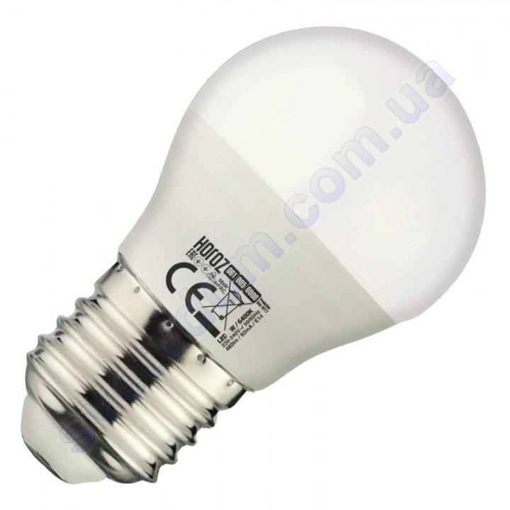 Лампа светодиодная Horoz Electric ELITE-10 10W E14-E27 (аналог 75Вт) A45 001-005-0010