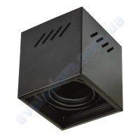 Светильник потолочный накладной Horoz Electric FREZYA-S GU-10 алюминий 015-027-0050