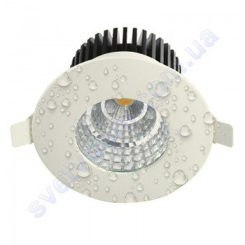 Світильник ПВЗ вуличний світлодіодний LED Horoz Electric GABRIEL 6W 4200K IP65 016-029-0006