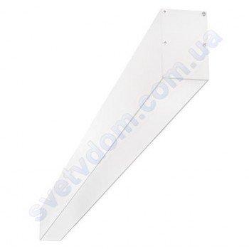 Світильник підвісний Horoz Electric INNOVA 40W 4000K білий-чорний метал 019-034-0040
