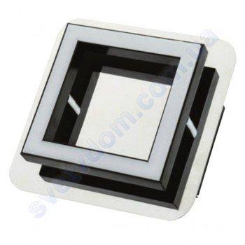Світильник Світлодіодний LED настінно-стельовий Horoz Electric LIKYA-1 4000K 5W хром 036-007-0001