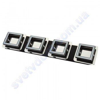 Світильник Світлодіодний LED настінно-стельовий Horoz Electric LIKYA-5 4000K 4x5W хром 036-007-0005