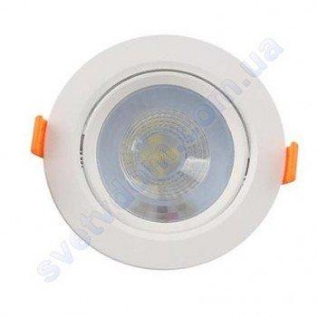 Светильник точечный светодиодный LED Horoz Electric NORA-5 5W 6400K 016-053-0005
