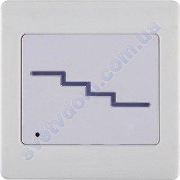 Світильник підсвічування з мікрохвильовим датчиком для сходів світлодіодний LED Horoz Electric QUARTZ 2W 4000K 079-027-0002
