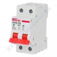 Автоматичний Вимикач Horoz Electric SAFE C10 2Р 4,5 кА 114-002-2010