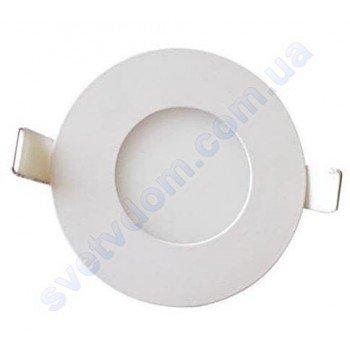 Світильник стельовий світлодіодний LED-панель Horoz Electric SLIM-3 3W 056-003-0003