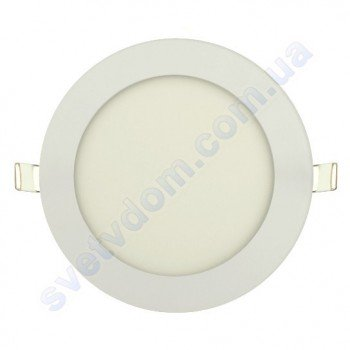 Светильник потолочный светодиодный LED-панель Horoz Electric SLIM-9 9W 056-003-0009