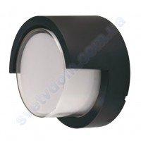 Світильник вуличний садово-парковий фасадний світлодіодний LED Horoz Electric SUGA-12/RC 12W 4200K IP65 076-019-0012
