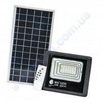 Прожектор світлодіодний LED з сонячною панеллю Horoz Electric TIGER-25 25W 6400K IP65 068-012-0025