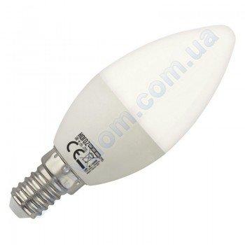 Лампа светодиодная Horoz Electric ULTRA-6 6W (аналог 50Вт) C37 E14-E27 001-003-0006