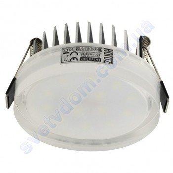 Светильник точечный светодиодный LED Horoz Electric VALERIA-7 7W 4200K белый 016-040-0007