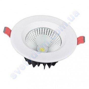 Світильник точковий світлодіодний LED Horoz Electric VANESSA-10 10W 6400K 016-044-0010