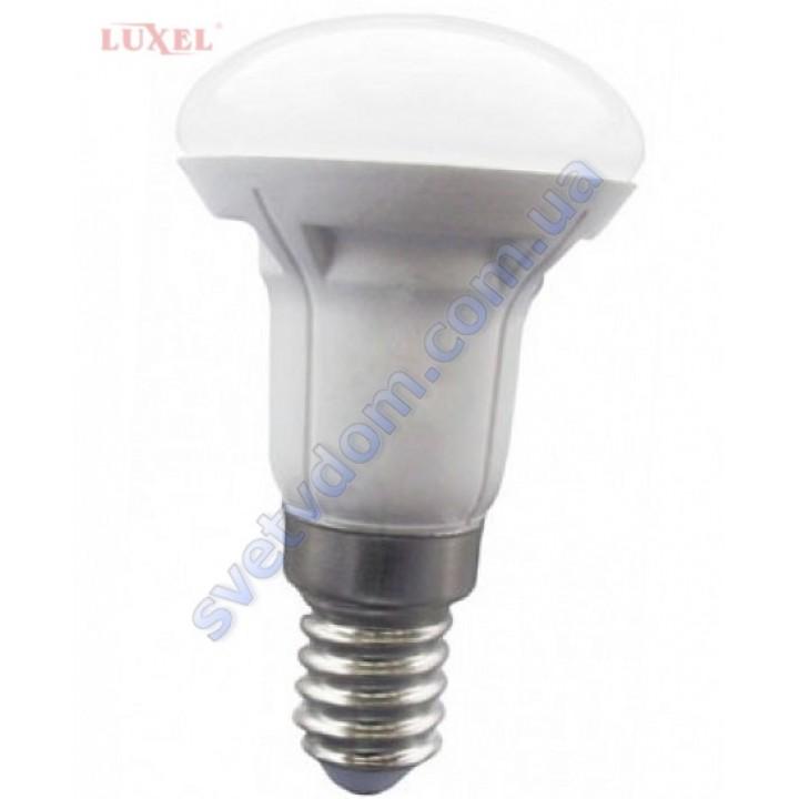 Лампа світлодіодна LUXEL LED 032-N 3W (аналог 25Вт) E14 4000K R39