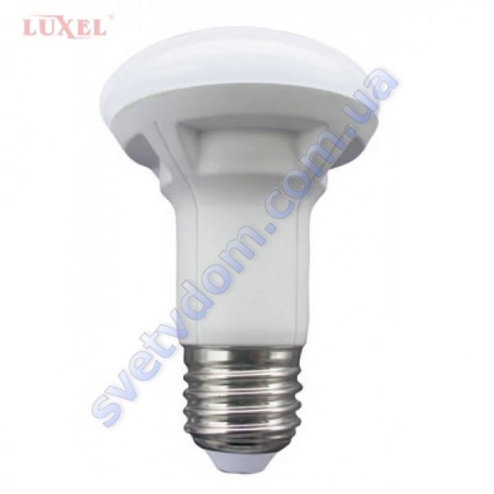 Лампа светодиодная LUXEL LED 034-N 10W (аналог 90Вт) E27 4000K R80