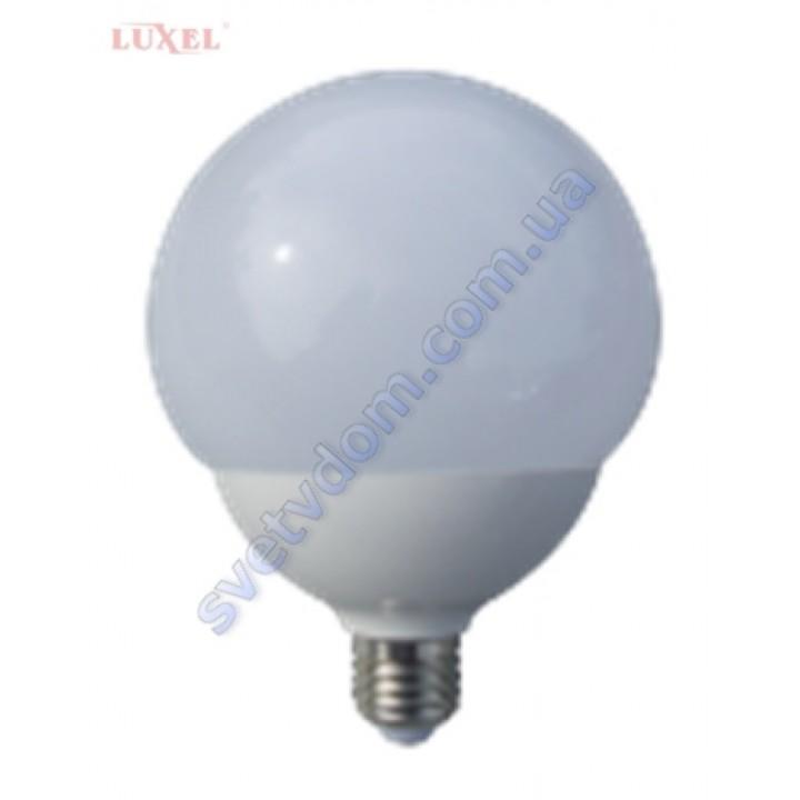 Лампа светодиодная LUXEL LED 054-N 16W (аналог 145Вт) G120 4000K E27
