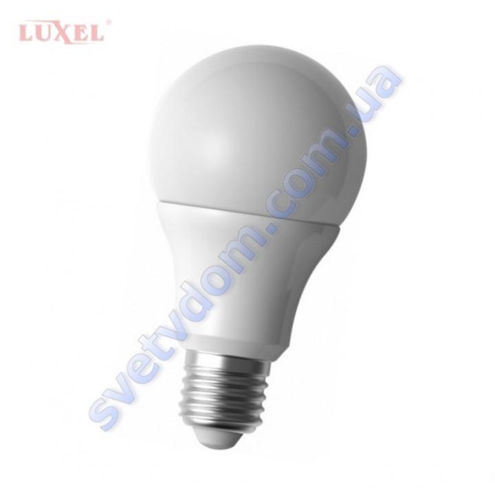 Лампа світлодіодна LUXEL LED 061-H 12W (аналог 110Вт) A65 3000K E27