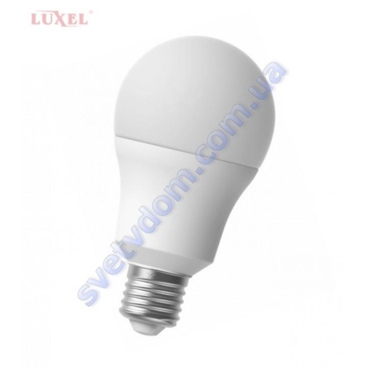 Лампа светодиодная LUXEL LED 062-H 15W (аналог 135Вт) A65 3000K E27